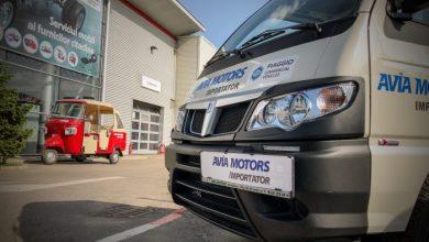 Avia Motors este noul importator al vehiculelor comerciale Piaggio