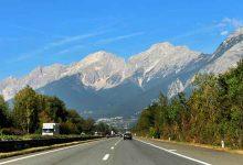 Austria anunță un bilanț pozitiv în urma limitării tranzitului de camioane prin pasul Brenner