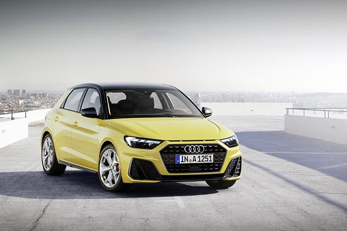 Noul Audi A1 Sportback și-a făcut debutul pe piață