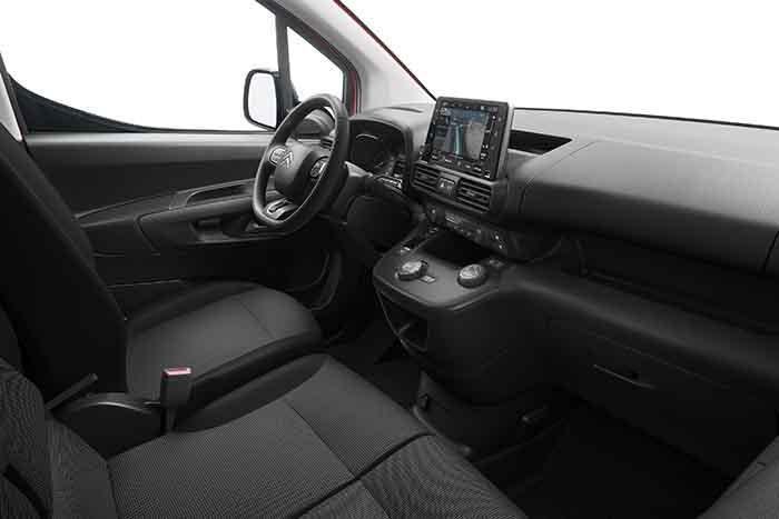 Noile Opel Combo, Citroen Berlingo Van și Peugeot Partner
