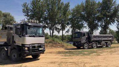 Tehnologia de șantier franceză testată în balastiera TCS