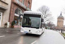 Berliner Verkehrsbetriebe (BVG) a comandat 15 autobuze Citaro Electric