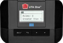 Aparatul de bord UTA One®, simplifică operatiunile transportatorilor români