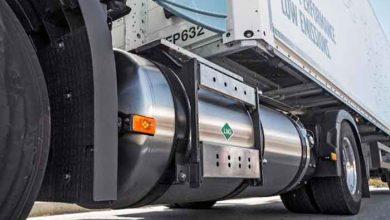 Germania a lansat un program de finanțare al camioanelor alimentate cu gaz natural și electrice