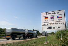 Extinderea rețelei de drumuri supuse taxării din Germania va afecta aprox. 140.000 de camioane