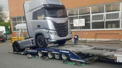 Este sau nu aceasta noua generație de camion IVECO?!