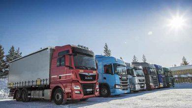 Mărcile Volkswagen Truck & Bus Group testate în comun la Cercul Arctic