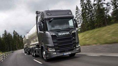 Scania nevoită să oprească temporar vânzarea de camioane cu motoare V8