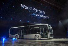 Daimler a prezentat oficial noul autobuz electric Mercedes-Benz eCitaro