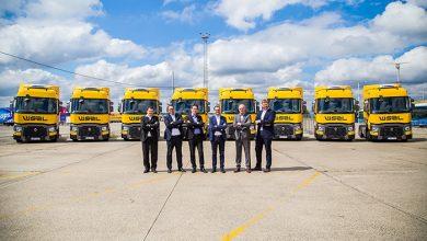 Waberer's a achiziționat 100 de camioane Renault Trucks T 480 High Sleeper Cab