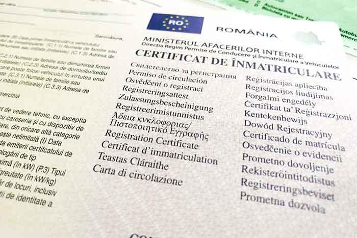 FORT: Firmele românești nu mai tolerează cozile de la înmatriculări