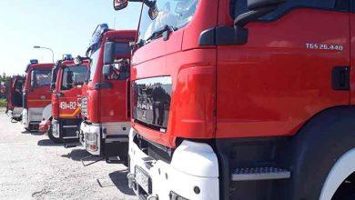 Polonia a trimis mai multe speciale pentru stingerea incendiilor în Suedia