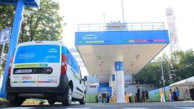 ENGIE a inaugurat prima sa stație de alimentare cu CNG pentru vehicule