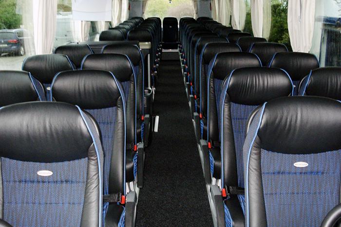 NEOPLAN Tourliner C, noul autocar al echipei FC Viitorul Constanța