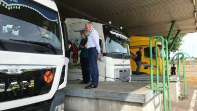Eurodeputatul Wim van de Camp a participat la un control alături de ofițerii ILT