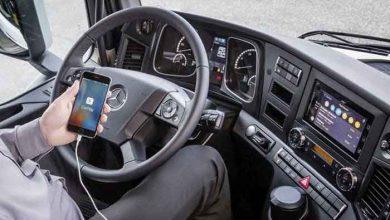 Apple CarPlay și MirrorLink disponibile pe camioanele Mercedes-Benz