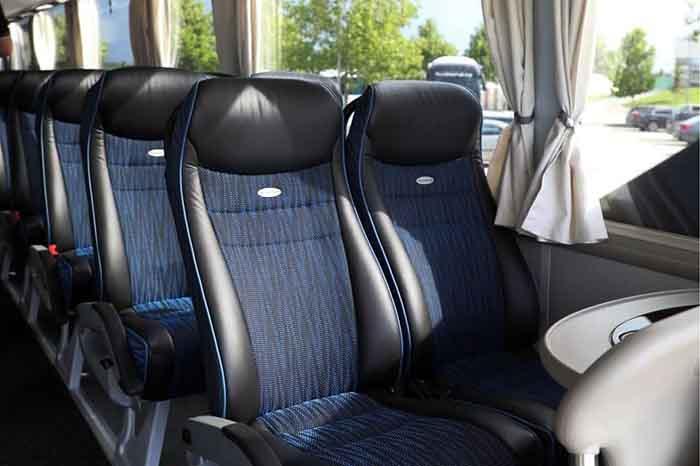 NEOPLAN Tourliner, noul autocar al echipei FC Viitorul