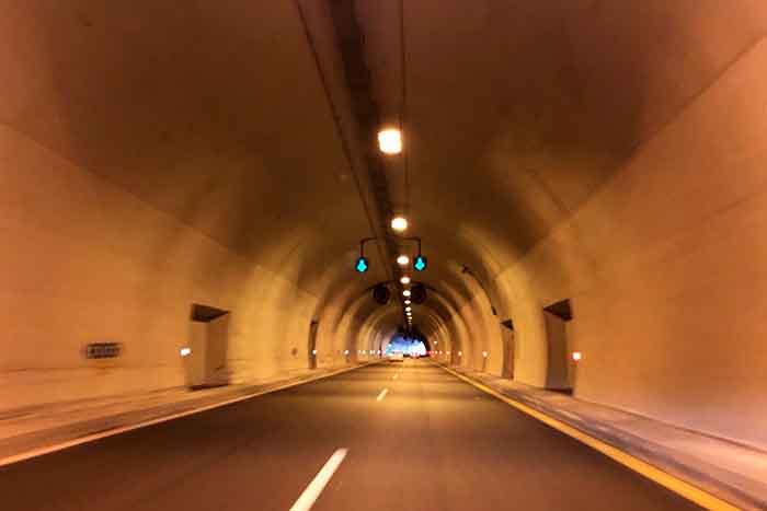 Restricțiile de trafic la tunelurile Almandoz și Belate vor dura până în noiembrie