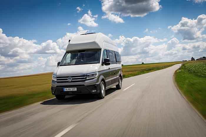 VW Grand California va fi prezentat în premieră mondială la Düsseldorf
