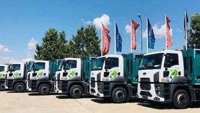 Financiar Urban a achiziționat 14 autogunoiere Ford Trucks 1833DC