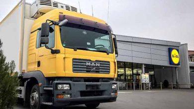 Lidl a introdus servicii cu plată pentru descărcarea camioanelor