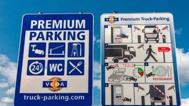 12 spații de parcare Euro Rastpark certificate ca partener TAPA PSR