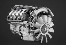 Scania a repornit producția și vânzarea de motoare V8