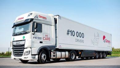 Girteka Logistics a ajuns la 10.000 de șoferi profesioniști angajați