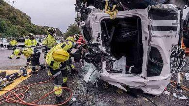 Pompierii norvegieni se antrenează pe cabine furnizate de Scania