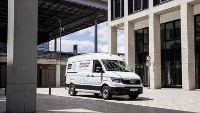 Van-ul electric eTGE va fi expus în premieră mondială la IAA 2018