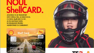 Noul Shell Card cu cip securizează alimentările cu carburant