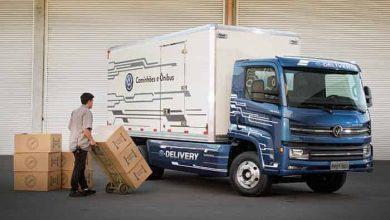 Comandă record de 1.600 de camioane VW e-Delivery în Brazilia