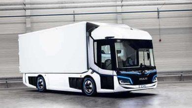 Conceptul MAN CitE redefinește conceptul de camion pentru distribuția urbană