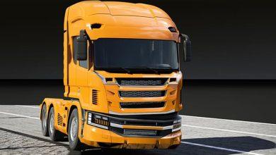 Mai mult confort cu suspensia pneumatică pentru cabină controlată electronic