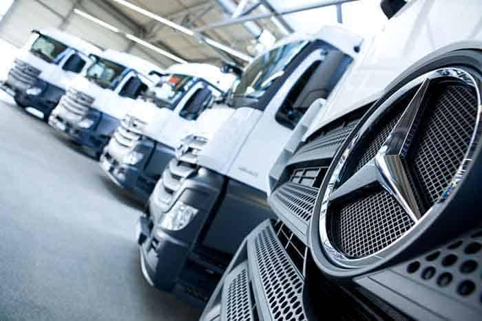 Step One Spedition a achiziționat 100 de camioane Mercedes-Benz Actros 1840 LS