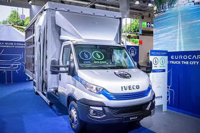 IVECO și-a arătat într-un mod curajos potențialul în segmentul de propulsii alternative