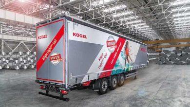 Noua remorcă Kögel Light Plus Coil va fi prezentată la IAA 2018