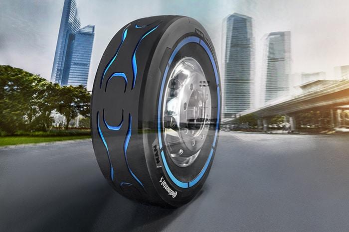 Conti e.MotionPro, o anvelopă dedicată camioanelor electrice MAN