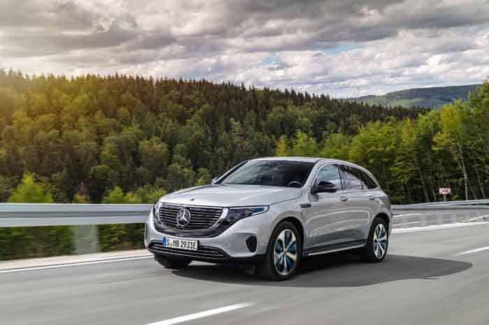 Mercedes-Benz EQC este primul SUV complet electric sub marca EQ