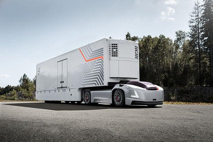Conceptul Vera este soluția de transport Volvo Trucks pentru viitor [VIDEO]