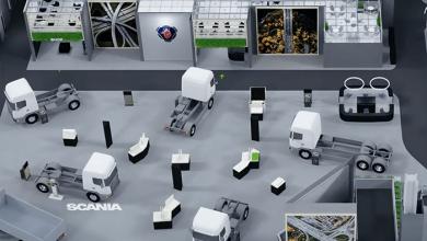 Scania expune la IAA 2018 o gamă completă de camioane cu propulsii alternative