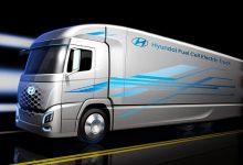 Hyundai va prezenta la IAA 2018 un camion electric cu pile de combustie