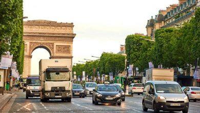 De la 1 noiembrie 2018, vehiculele grele vor plăti o taxă de parcare în Paris