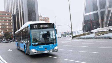 ETM Madrid a comandat 276 de autobuze Citaro NGT