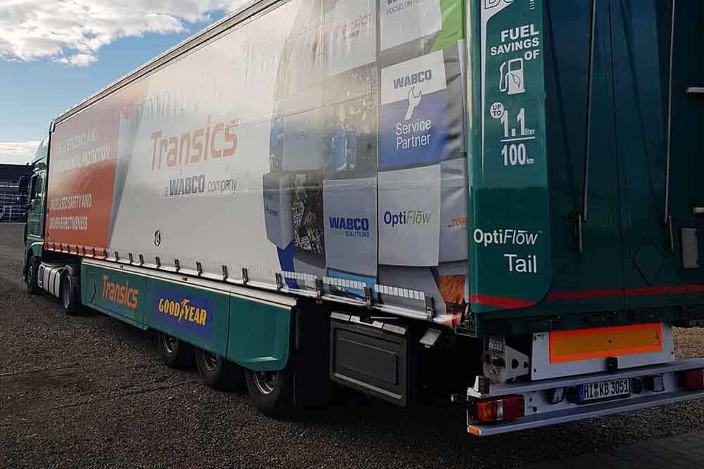 Cele mai noi soluții Transics prezentate operatorilor de transport din România
