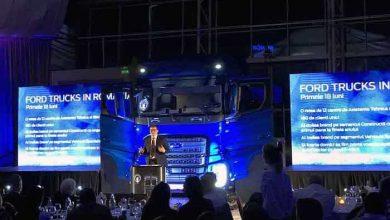 Noul camion Ford F-Max a fost lansat oficial și în România
