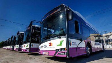 Cluj Napoca operează cea mai mare flotă de autobuze electrice Solaris din Europa
