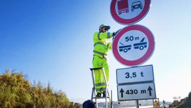 Restricții de trafic pentru camioane introduse pe autostrăzile A24 și A25 din Italia
