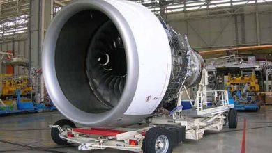 Motor de avion în valoare de 30 de milioane euro distrus în timpul transportului