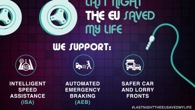 Campanie ETSC de susținere a viitoarelor standarde UE privind siguranța vehiculelor